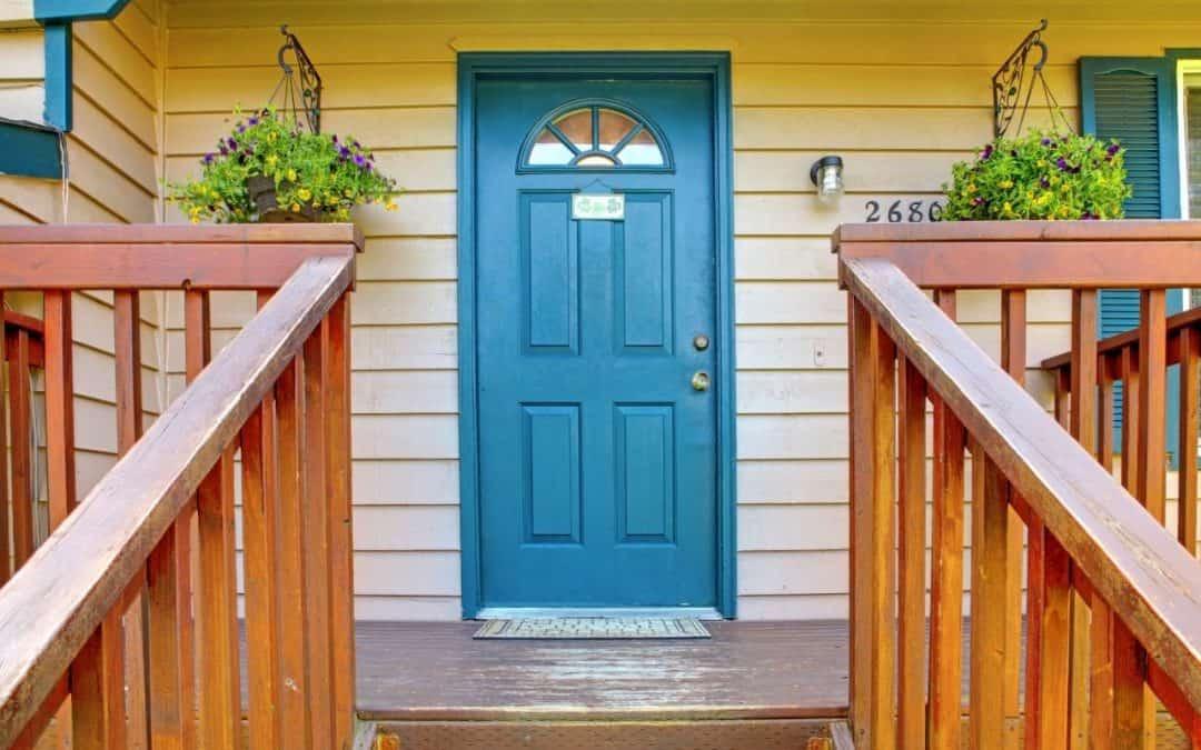 Czyszczenie i konserwacja drzwi wejściowych