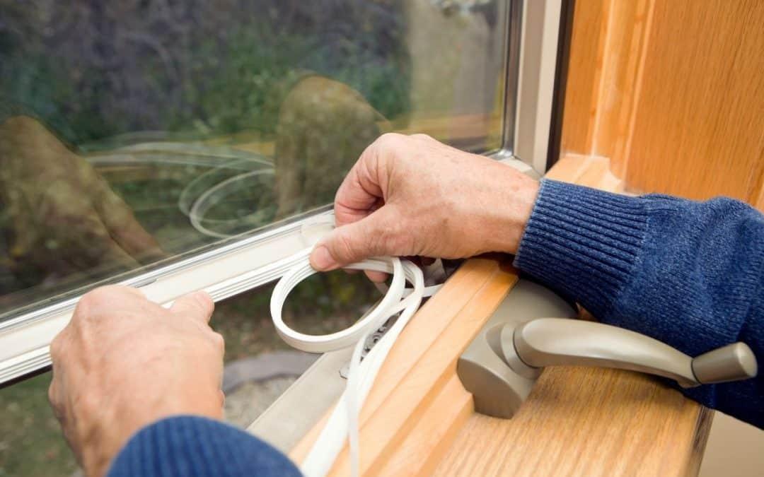 Jak samodzielnie uszczelnić okna?